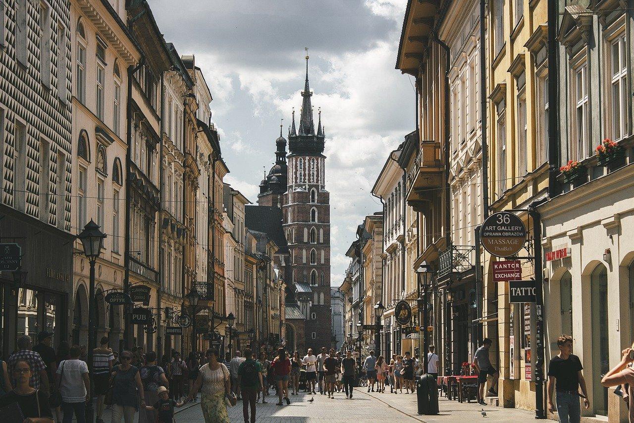 Rundreise – Polens schönste Städte