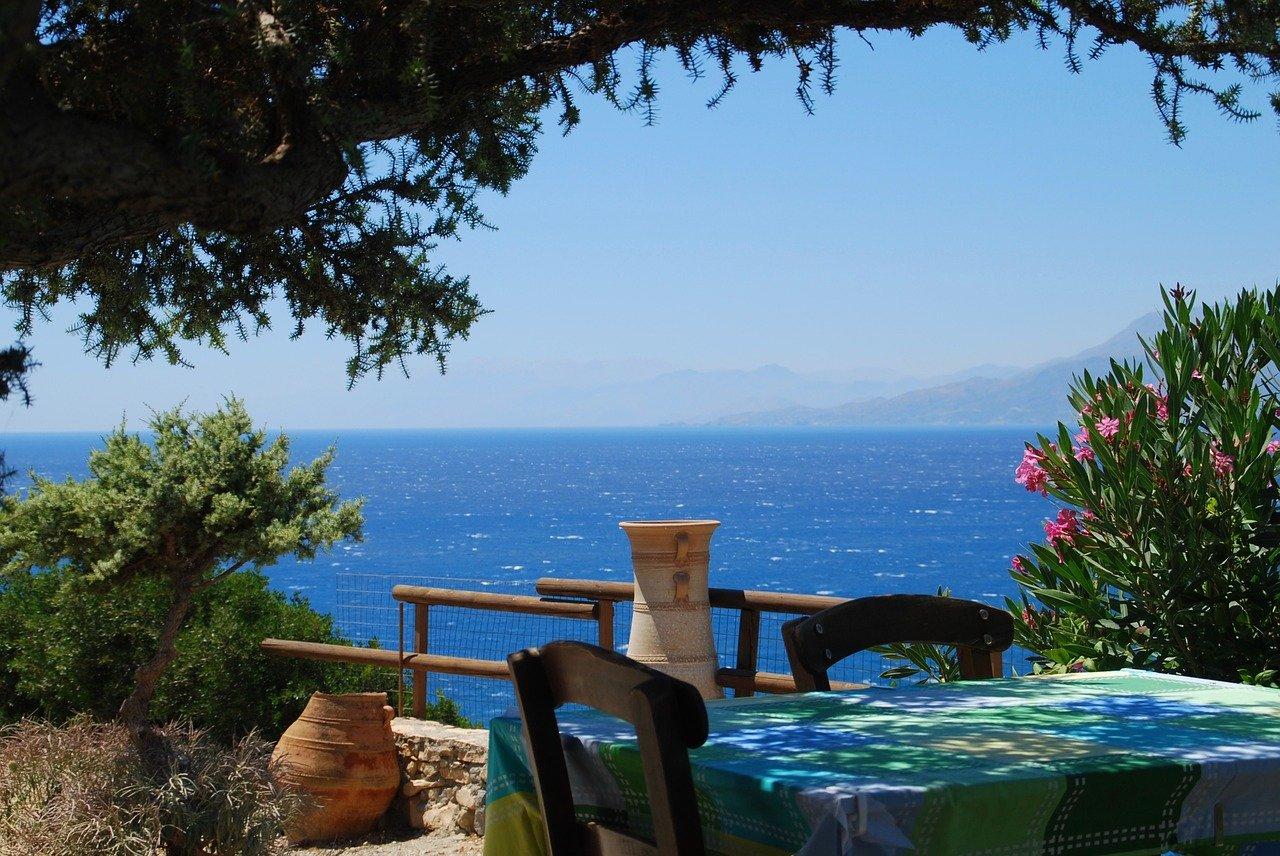 Ab nach Kreta