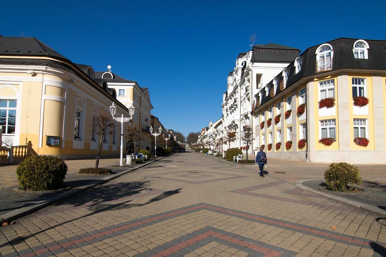 Entspannung in Franzsensbad