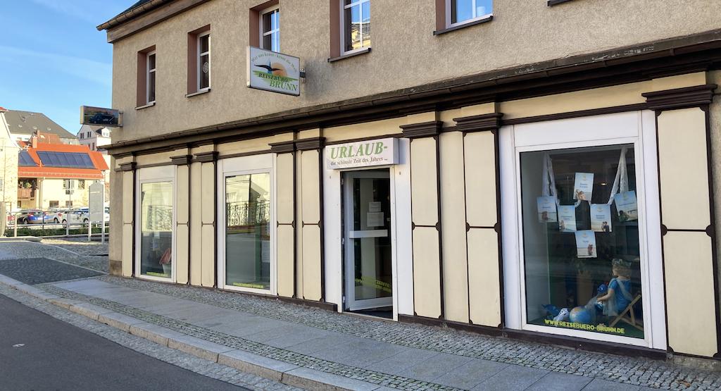 Touristik-Center Frankenberg