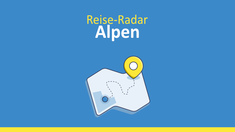 Reise-Radar Alpen