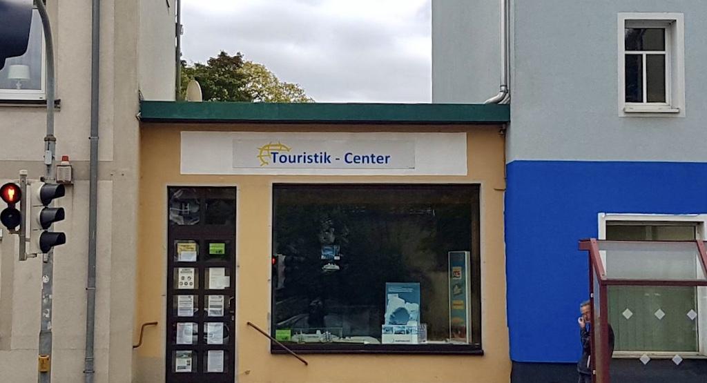 Das Touristik-Center in Freital